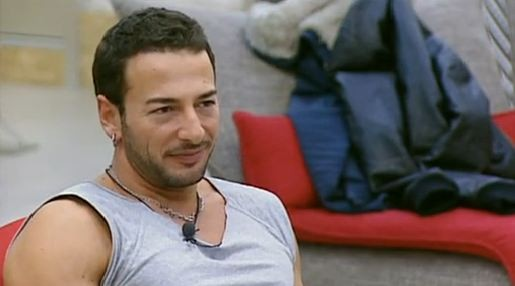 Grande Fratello 11, Alessandro Marino nella Casa (ottobre 2010)