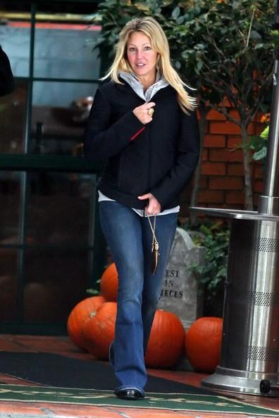 Heather Locklear fa shopping da Tiffany