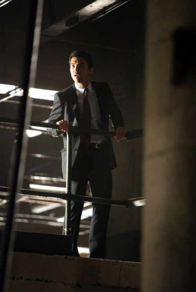 Ian Anthony Dale nell'episodio Loyalty di The Event