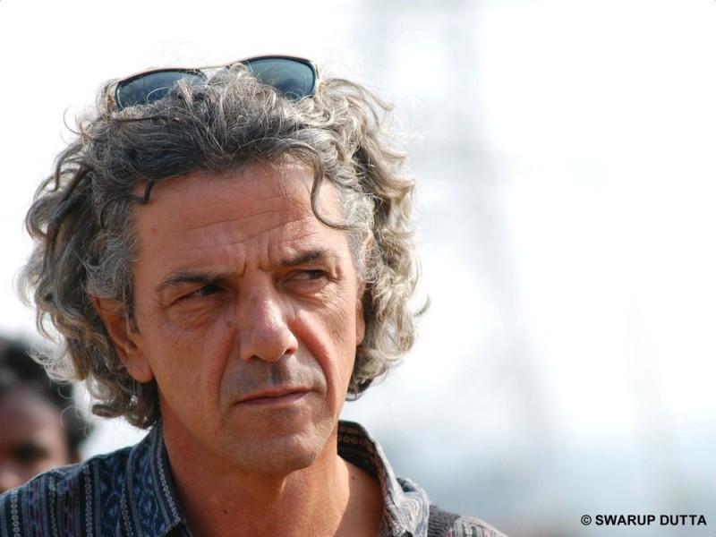 Italo Spinelli, autore di Gangor (2009)