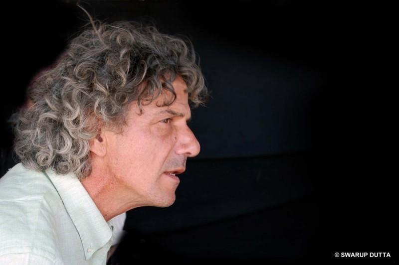 Italo Spinelli, regista di Gangor (2009)