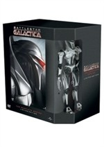 La copertina di Battlestar Galactica - La serie completa (dvd)