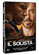 La copertina di Il solista (dvd)
