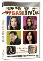 La copertina di Please Give (dvd)