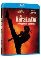 La copertina di The Karate Kid: La leggenda continua (blu-ray)