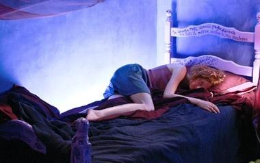 Alba Rohrwacher, protagonista del film In carne e ossa