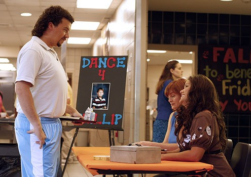 Danny McBride e Katy Mixon nell'episodio Chapter 8 di Eastbound & Down