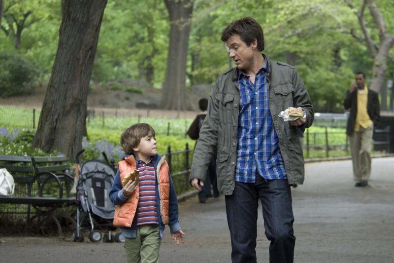 Jason Bateman nel film Due cuori e una provetta