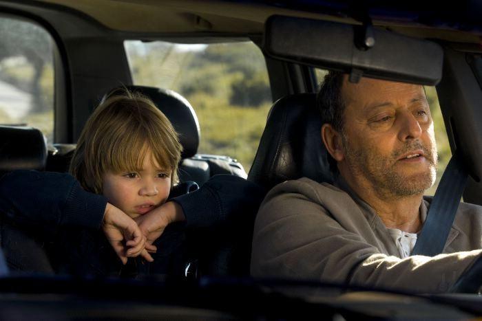 Jean Reno nel film L'immortale