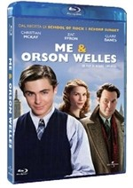 La copertina di Me and Orson Welles (blu-ray)