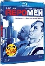 La copertina di Repo Men (blu-ray)