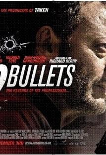 La locandina americana di 22 Bullets