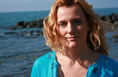 Lena Reichmuth in una scena del film In carne e ossa