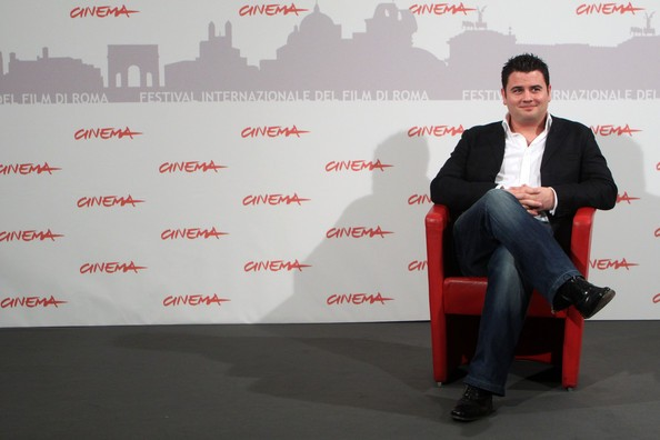 Ian Power presenta il film The Runway al Festival di Roma 2010