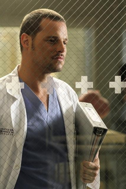 Justin Chambers in Grey's Anatomy nell'episodio Something's Gotta Give