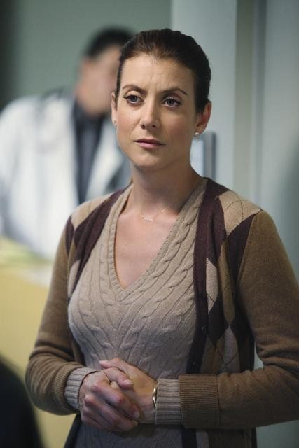 Kate Walsh in Private Practice nell'episodio Did You Hear What Happened To Charlotte King?
