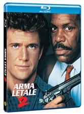 La copertina di Arma letale 2 (blu-ray)
