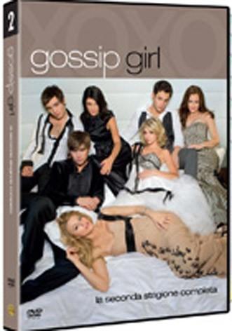 La copertina di Gossip Girl - Stagione 2 (dvd)