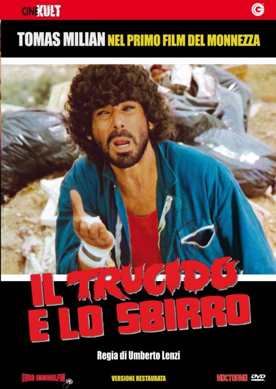 La copertina di Il trucido e lo sbirro (dvd)