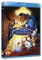 La copertina di La bella e la bestia (blu-ray)