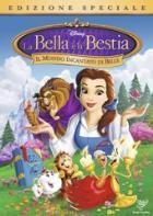 La copertina di La bella e la bestia - Il mondo incantato di Belle (dvd)