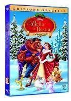 La copertina di La Bella e la Bestia: un magico Natale - Edizione speciale (dvd)