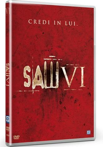 La copertina di Saw VI (dvd)