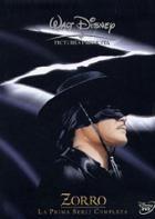 La copertina di Zorro - Stagione 1 (dvd)