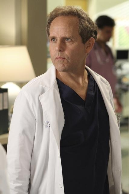 Peter MacNicol in Grey's Anatomy nell'episodio Something's Gotta Give