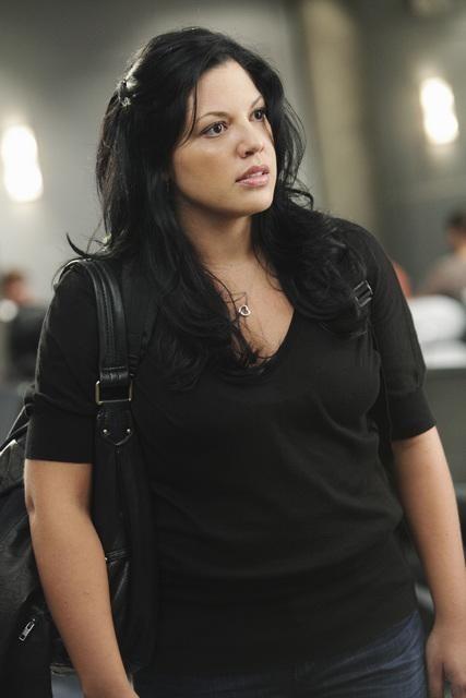 Sara Ramirez inGrey's Anatomy nell'episodio That's Me Trying