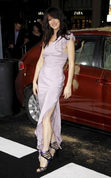 Una incantevole Juliette Lewis alla premiere di Due Date
