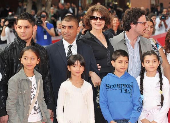 Fanny Ardant presenta a Roma 2010 il suo corto Chimères Absentes