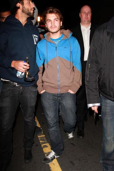 Emile Hirsch al Premiere Nightclub