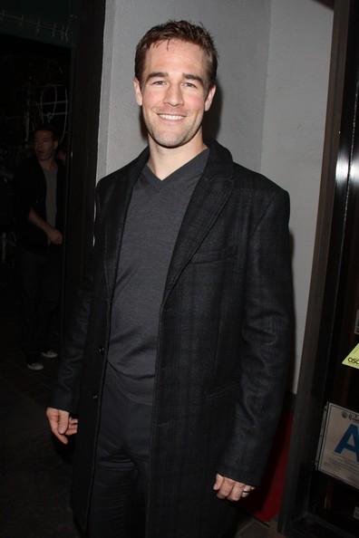 James Van Der Beek si gode una buona serata a Madeos a West Hollywood