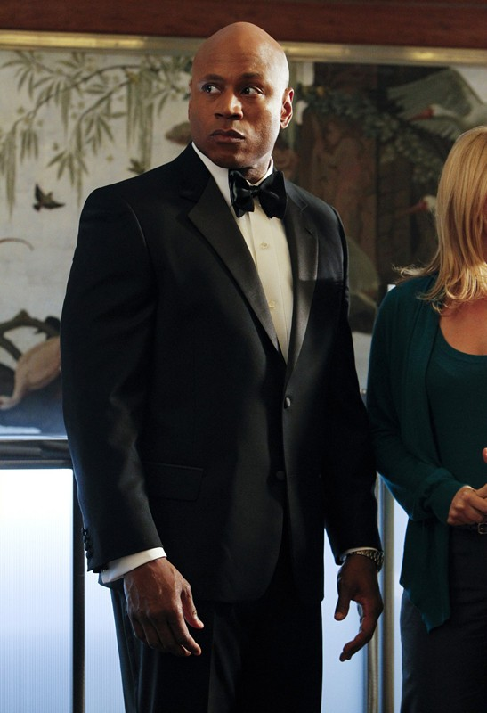 LL Cool J in una sequenza dell'episodio Anonymous di NCIS: Los Angeles