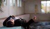 Una scena del film Five Day Shelter