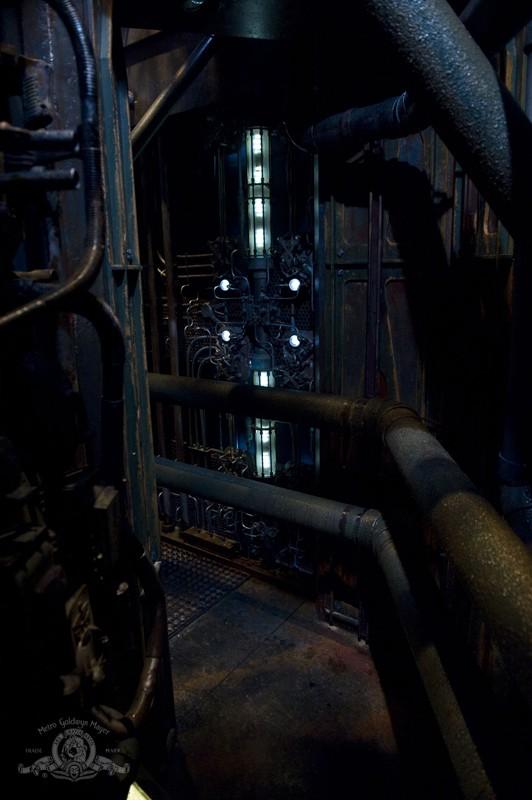 In'immagine tratta da una scena dell'episodio Awakenings di Stargate Universe