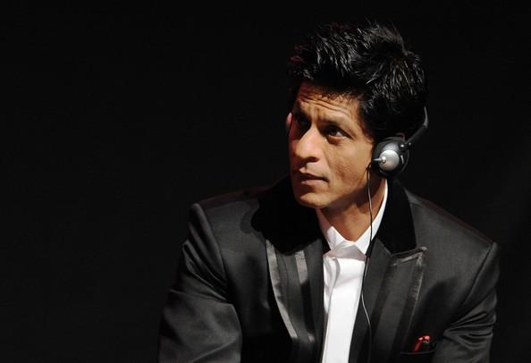 Shahrukh Khan presenta a Roma Il mio nome è Khan