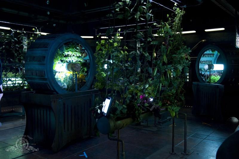 Una scena dell'episodio Awakenings di Stargate Universe