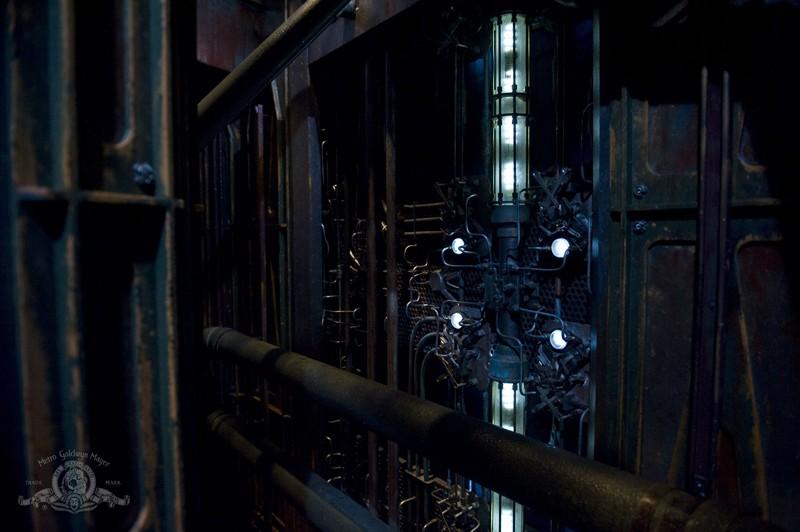 Una sequenza dall'episodio Awakenings di Stargate Universe