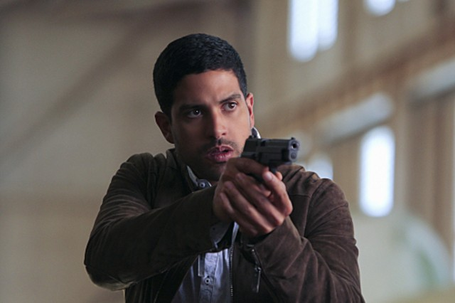 Adam Rodriguez in CSI: Miami nell'episodio Blood Sugar