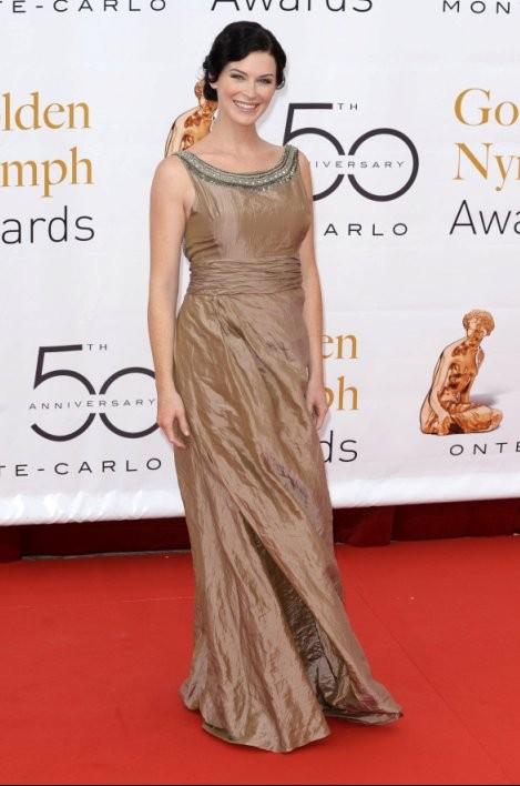 Bridget Regan, interprete de La spada della verità, Television Festival di Monte-Carlo 2010