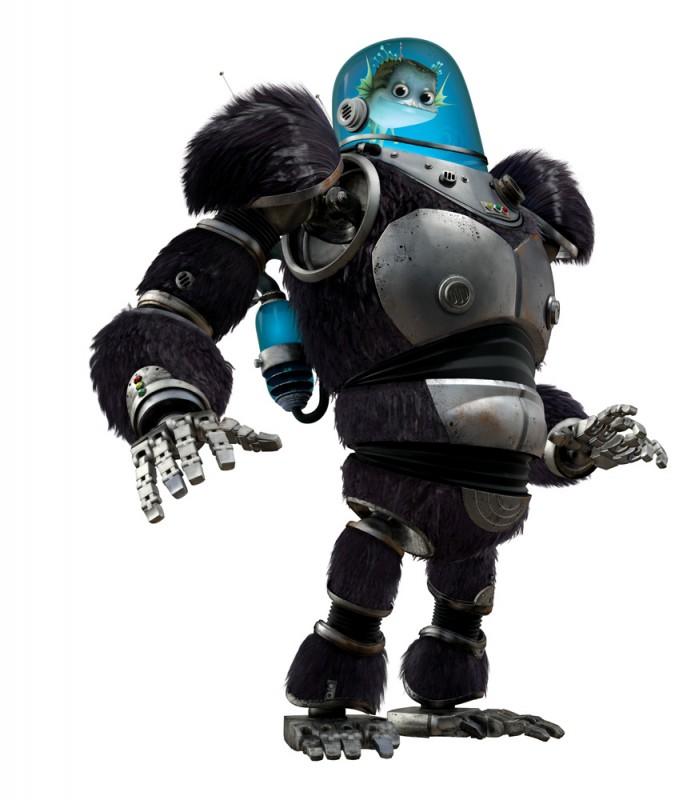 Character poster per  Minion da Megamind