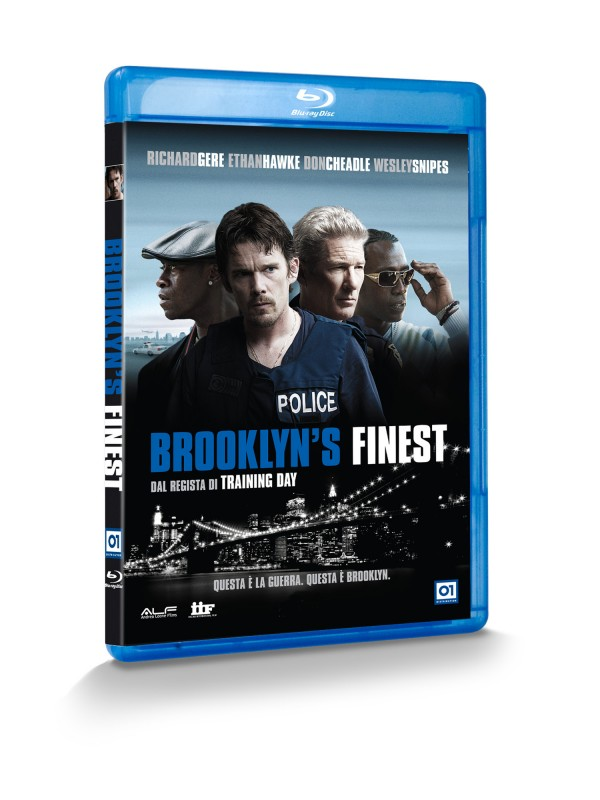 La copertina di Brooklyn's Finest (blu-ray)