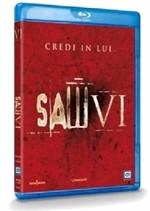 La copertina di Saw VI (blu-ray)