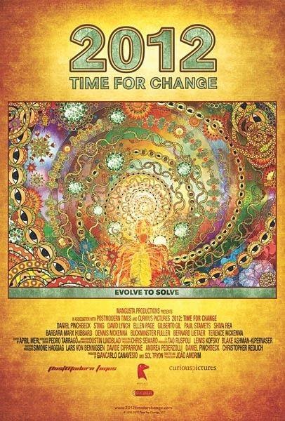 La locandina di 2012: Time for Change