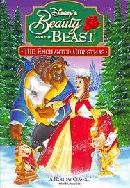 La locandina di La Bella e la Bestia: un magico Natale