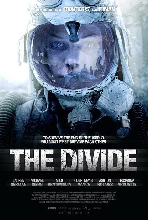 La locandina di The Divide