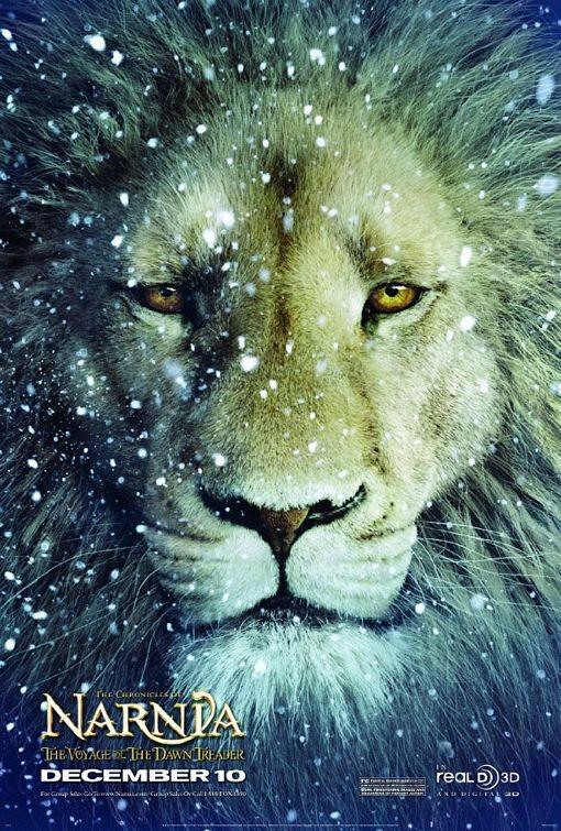 Nuova teaser poster USA per Le cronache di Narnia: Il viaggio del veliero