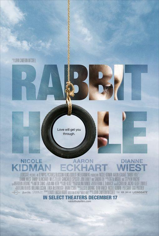 Nuovo poster per il film Rabbit Hole